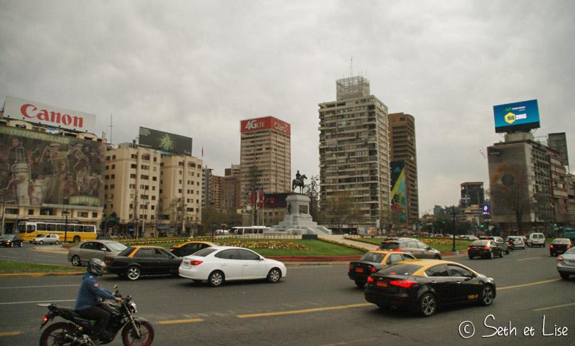 street santiago