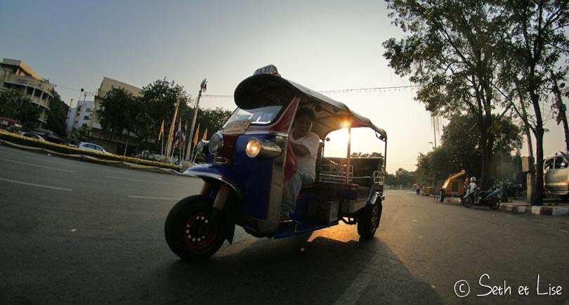 Les arnaques en Thaïlande