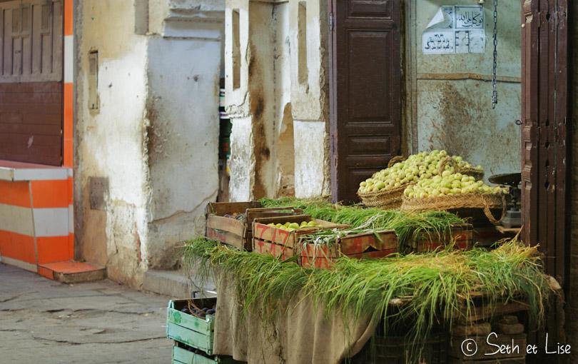 souk fes maroc