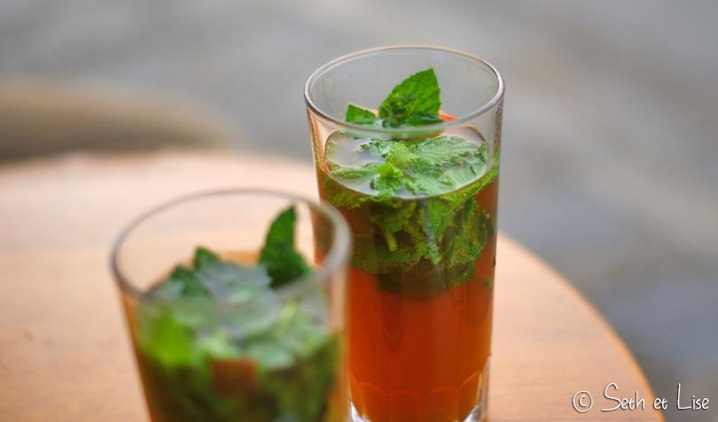 chefchaouen tea