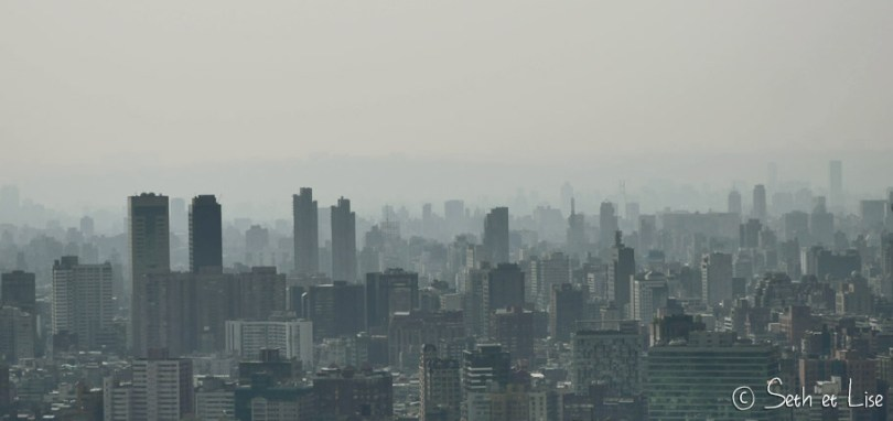taipei smog