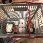食事の買い物の節約