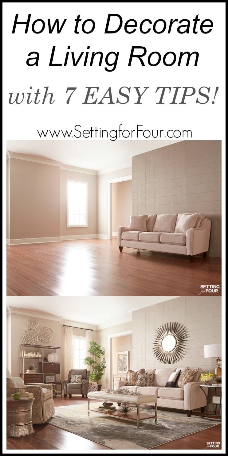 Fullsize Of Living Room Setting