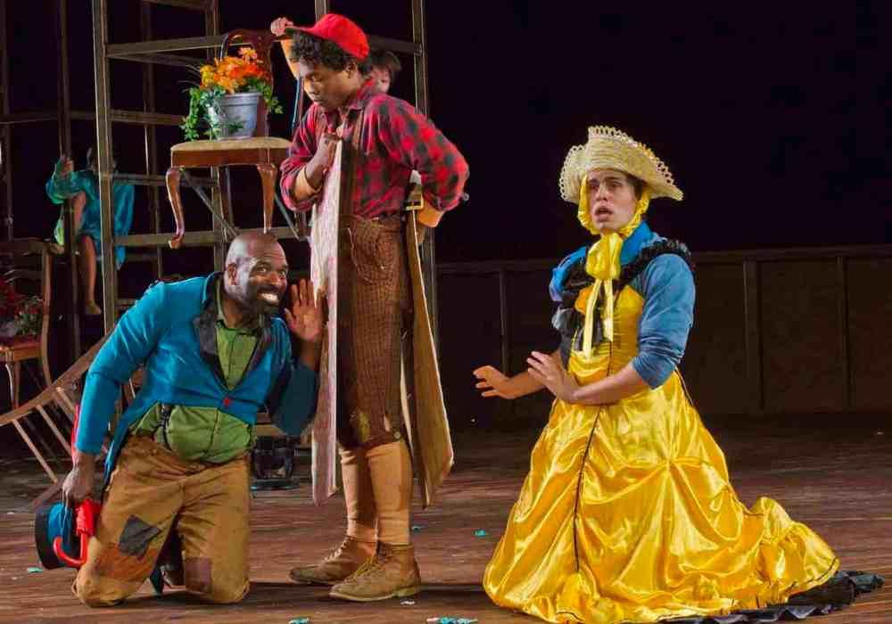<em>Hamlet</em> and <em>A Midsummer Night's Dream</em> at Santa Cruz Shakespeare