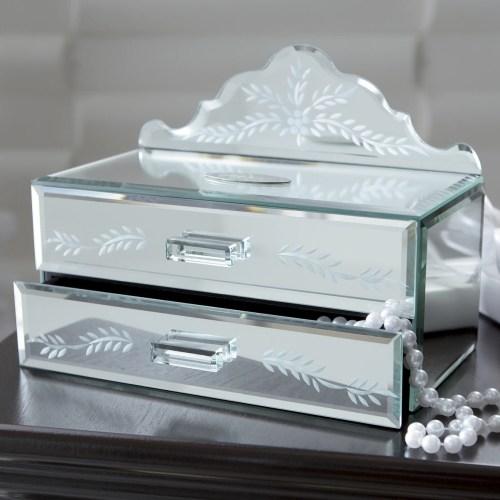 Medium Of Personalized Jewelry Box