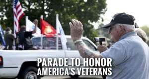 Pigeon Forge Annual Veterans Homecoming Parade Set for Saturday