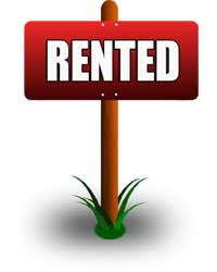 Rented