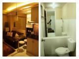 Living room & Bath room