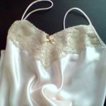 Lovely Camisole Top & French Knickers Set