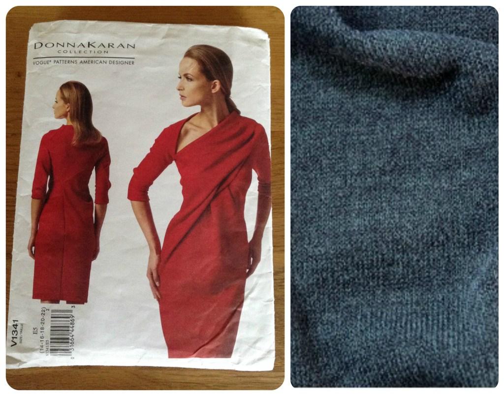 DKNY_dress_pattern V1341