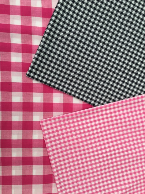 Gingham Fabric image