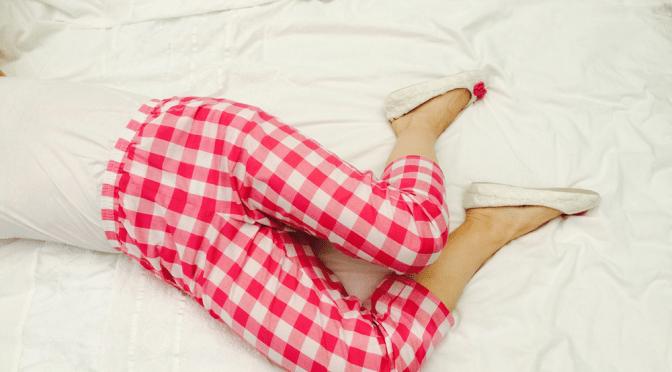 Gingham Pyjamas
