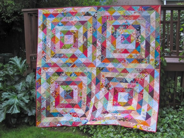 sew katie did | stash archive value quilt | Seattle Modern Quilting and Sewing Studio