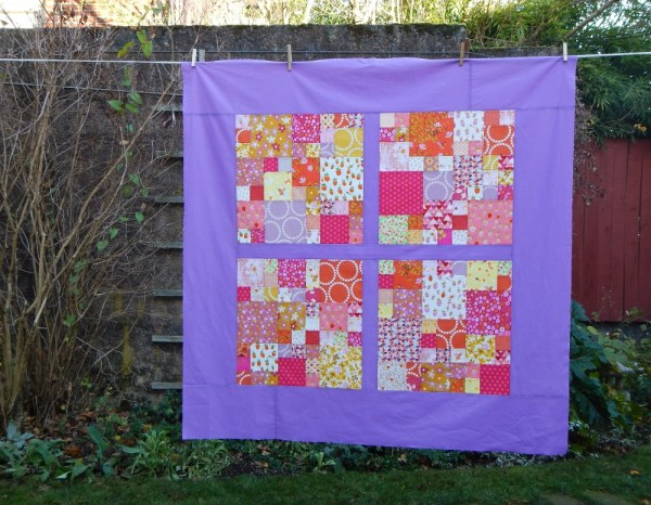 sewkatiedid/Berry Patch Quilt
