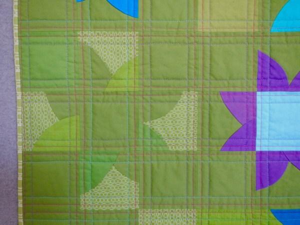SEW KATIE DID | Improv Patchwork Curves Workshop | Nine-Patch Ghost Flower