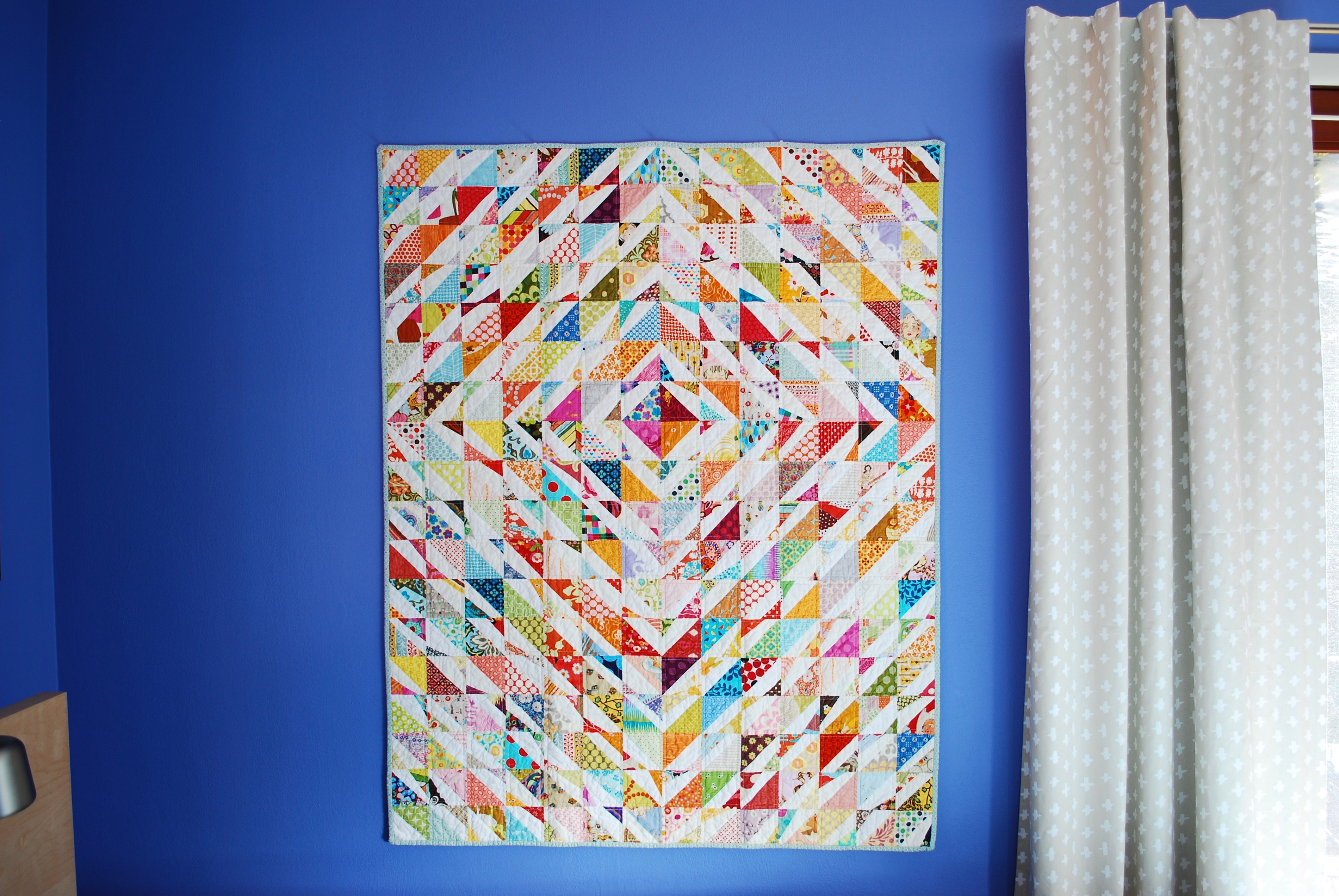 sew katie did | Seattle quilting workshops and studio | double-trouble quilt