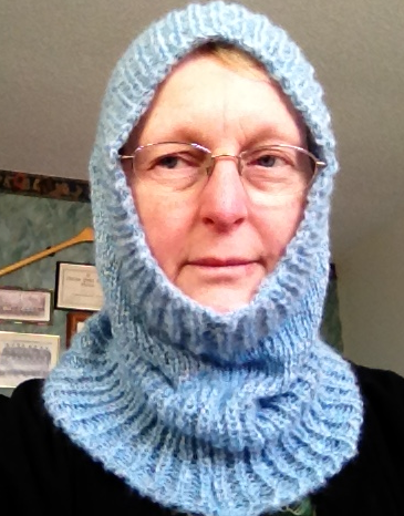 Balaclava Pattern To Purchase For Any Gauge Of Knitting Machine With