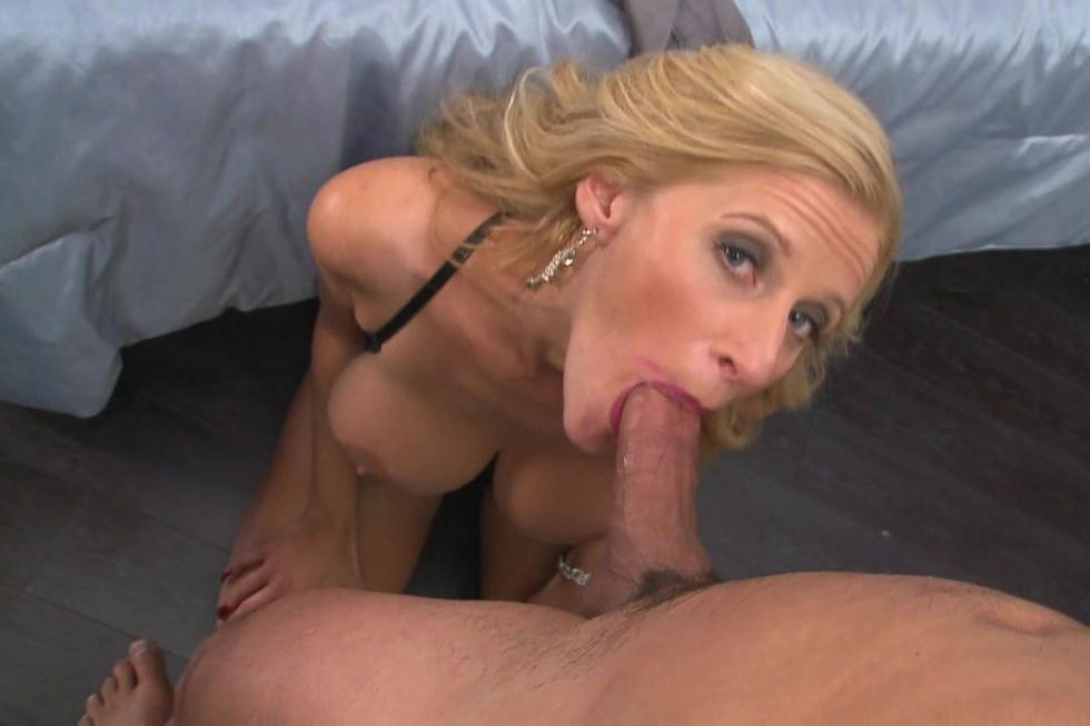 justine mature blowjob