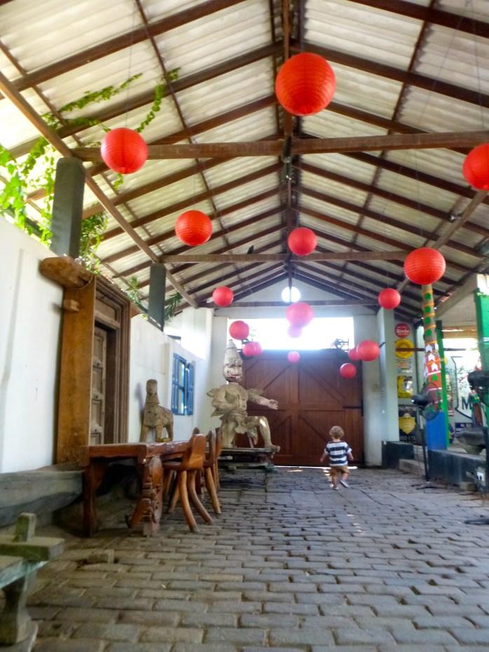 Barefoot Cafe, Colombo Sri Lanka