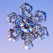 apa structurata cristal