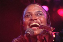 Miriam Makeba in &quot;Soul Power&quot;