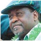 Kenyan Prime Minister Raila Odinga