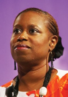Wherever the battle for freedom is joined, expect Cynthia McKinney to be on the front lines.