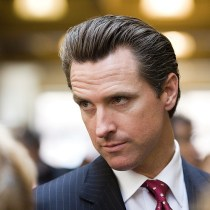 Gavin Newsom, San Francisco mayor and candidate for governor of California – Photo: Thomas Hawk