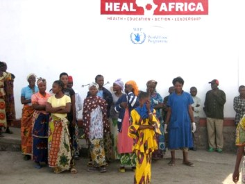 Heal Africa counselors in Goma support victims of sexual violence in Eastern Congo. – Photo: Harper McConnell, Heal Africa