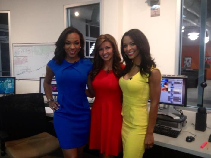 Julie Durda, Constance Jones, MJ Acosta WPLG Local 10 News
