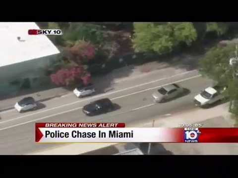 WPLG Police Chase