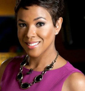 Irika Sargent WFOR CBS 4 Miami anchor