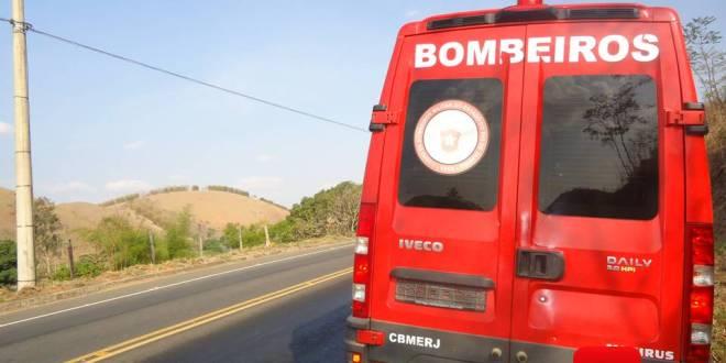 CORPO DE BOMBEIROS PÁDUA 1