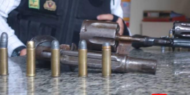 OPERAÇÃO POLICIA CIVIL ARMA