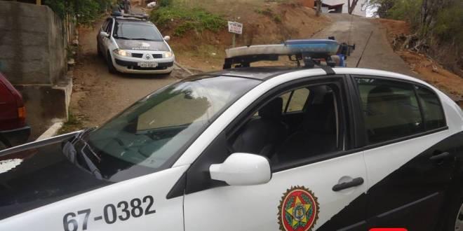 POLICIA CIVIL MORRO DA IGUALDADE OPERAÇÃO