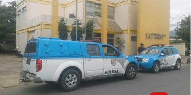 POLÍCIA MILITAR DELEGACIA SAO FIDELIS 1