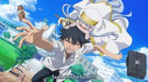 Touma and Index in a typical interaction.