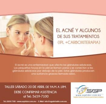 Emailing GSP Charla sobre Acne