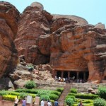 The Badami Rock
