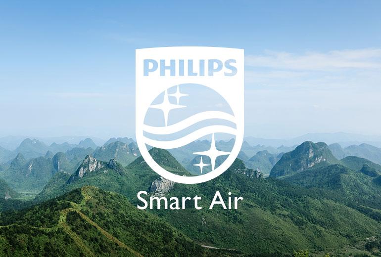 Philips Smart Air App