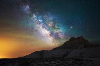 Milky Way Desert