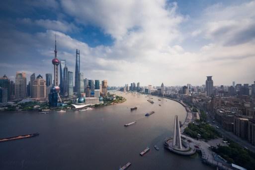China Shanghai Pudong The Bund