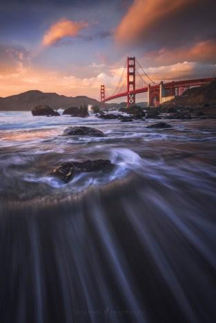 Golden Gate Bridge Baker Beach