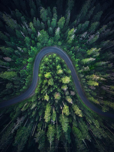 Oregon drone photography
