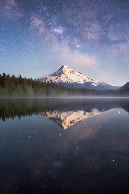 lost lake, mount hood oregon