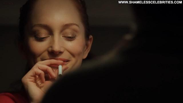 Lotte Verbeek Rebecca Night Suspension Of Disbelief Smoking