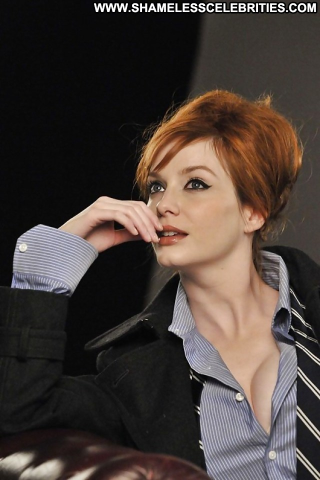 Christina Hendricks Pictures Redhead Celebrity