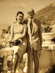 1954 Pauline Siao and Robert Fan's 30th wedding anniversary