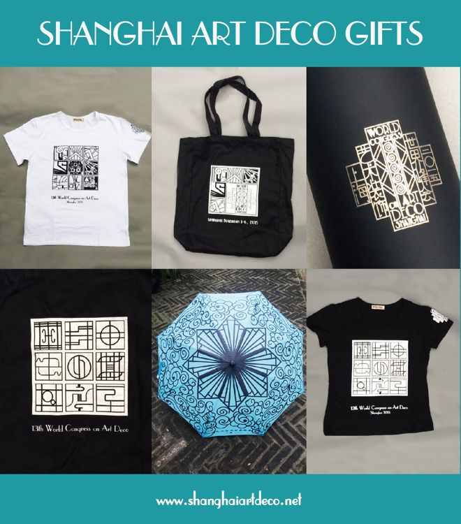 Shanghai Art Deco's Gift Guide