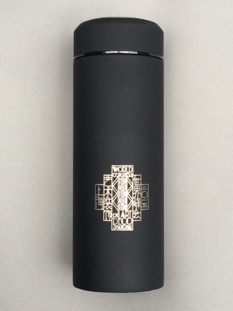 The WoCo tea thermos